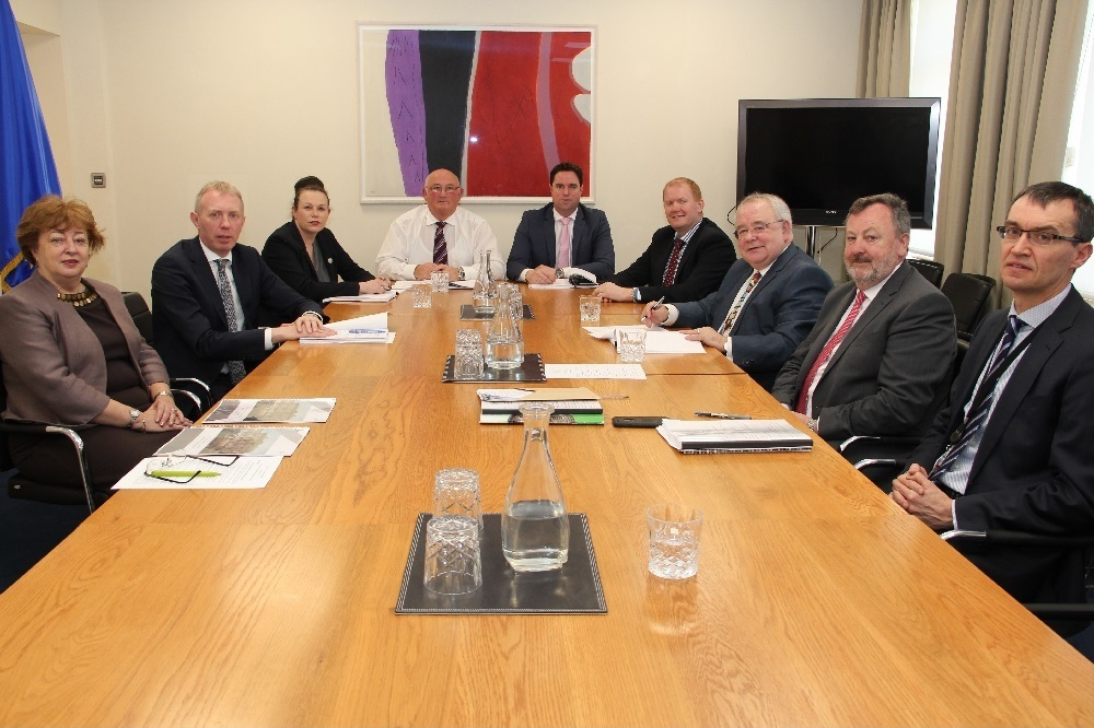 Members of the Houses of the Oireachtas Commission