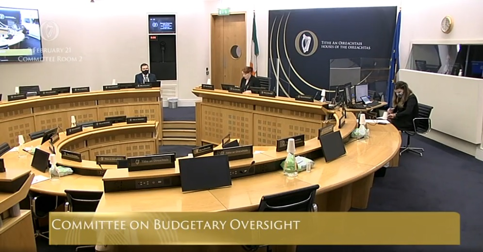 Parliamentary engagement during the budgetary cycle