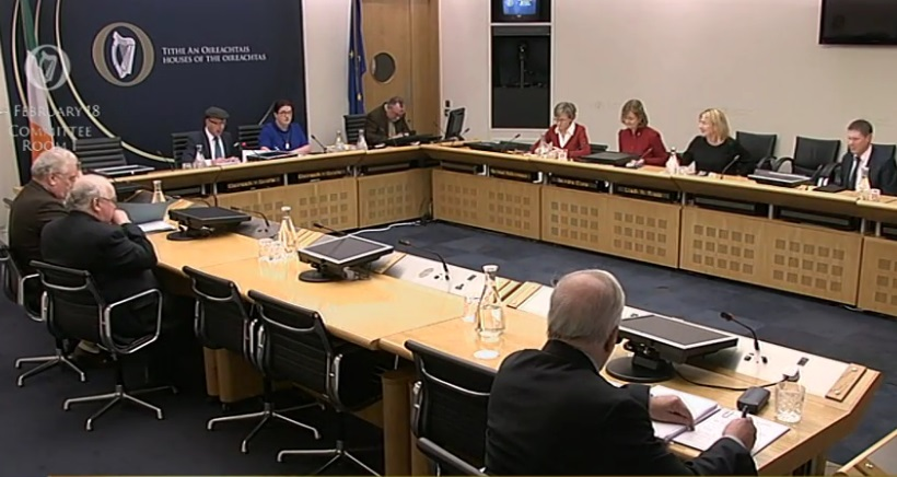 Oireachtas Joint Committee on European Union Affairs