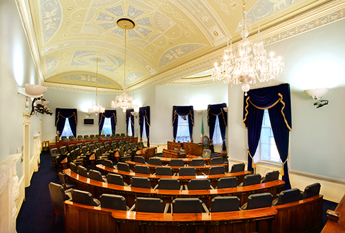 Houses of the Oireachtas website