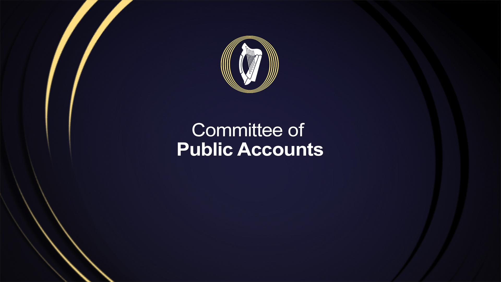 Committee of Public Accounts