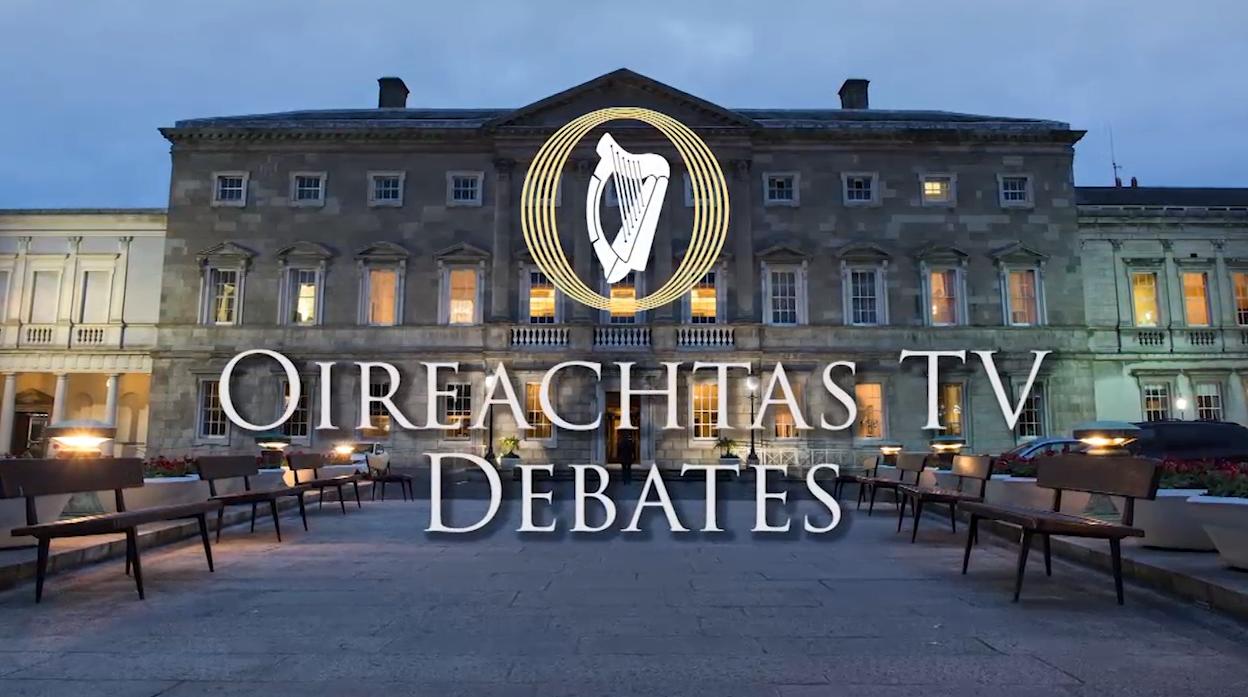 Daily business in Dáil Éireann – Thu, 30 Jul 2020