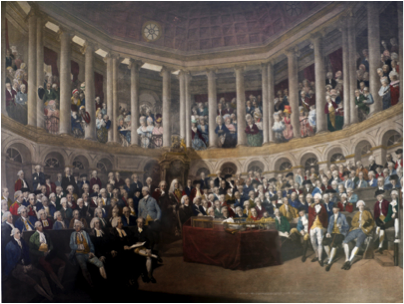 History of Parliament in Ireland – Houses of the Oireachtas