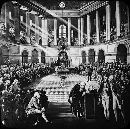 Image result for irish parliament 1937