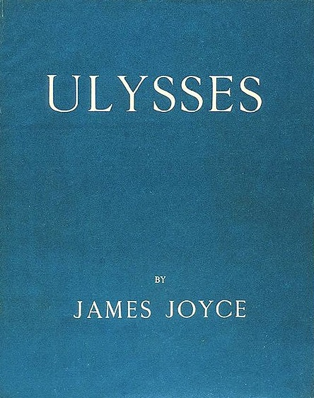 Front cover of Ulysses by James Joyce