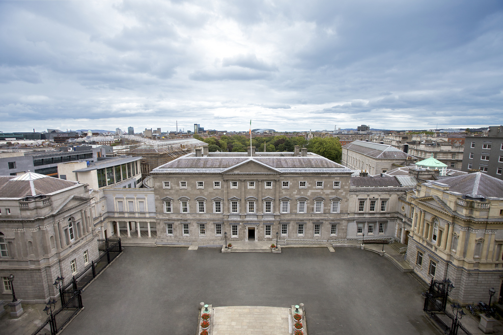 Ireland: a parliamentary democracy