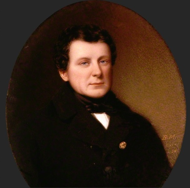 Portrait of Daniel O'Connell