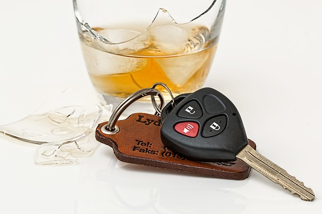Fixed penalty notices for drink driving